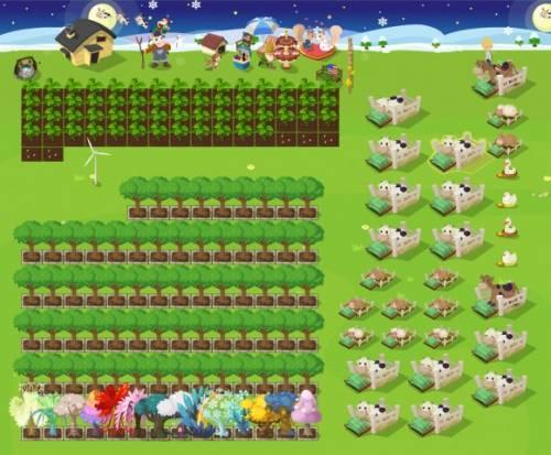 Долина фермеров - Мої фотографії - Фотоальбоми - Взлом ігор ВКонтакте.